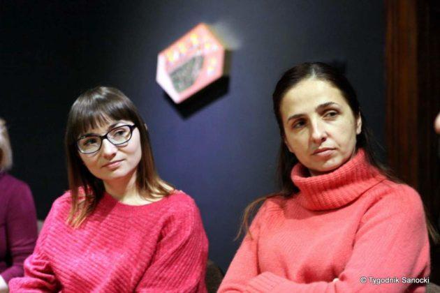 Malgorzta Szyszka w Sanoku 81 630x420 - Małgorzata Szyszka w BWA Sanok. Inspirujące warsztaty