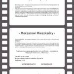 BWA Galeria Sanocka i Rafał Głuszkowski zapraszają na projekcję filmów zrealizowanych przez Karpacką Grupę Filmową