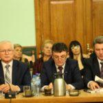 Ogłoszenie o sesji Rady Powiatu Sanockiego