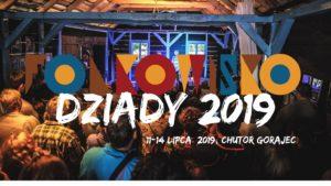 DZIADY 2019 222 300x169 - Podkarpackie Folkowisko z europejską nagrodą EFFE
