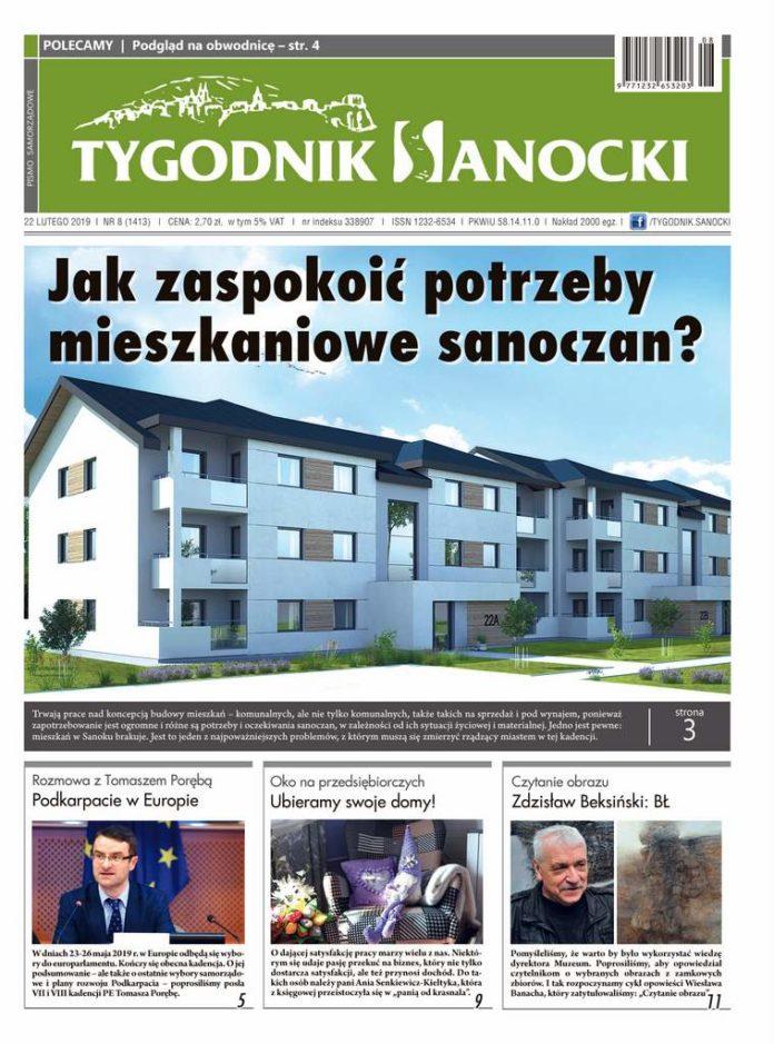 "Jutro w ""Tygodniku Sanockim"""
