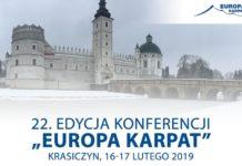 """Krasiczyn: międzynarodowa konferencja """"Europa Karpat"""" nt.infrastruktury, turystyki, rozwoju iprzyszłości regionu zinicjatywy Marszałka Sejmu"""