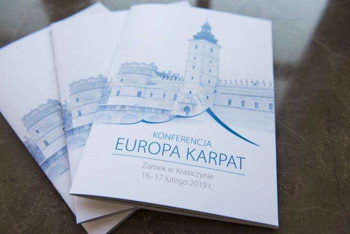 """Krasiczyn. Dwudniowa Konferencja """"Europa Karpat"""" - podsumowanie"""
