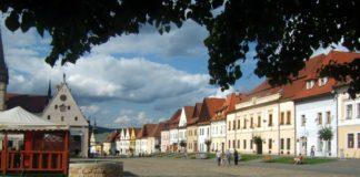 Tadeusz Barucki: jeden dzień w Bardejowie