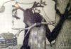 beksiński zamek inspiracje sztuka 10 100x70 -