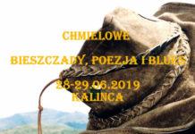 Nowy festiwal Chmielowe Bieszczady Poezja iBlues - zaproszenie doudziału