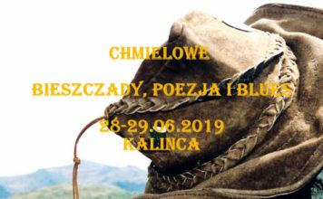 Nowy festiwal Chmielowe Bieszczady Poezja i Blues - zaproszenie do udziału