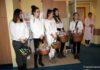 Anioły na oddziałach szpitalnych w Sanoku