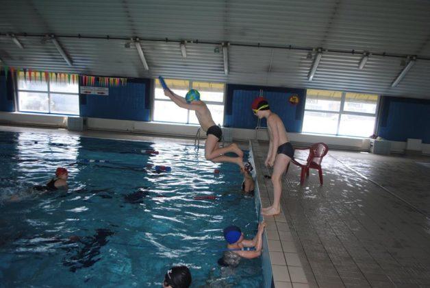 ekoball3 628x420 - Nauka pływania z Ekoballem