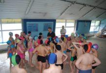 Nauka pływania zEkoballem