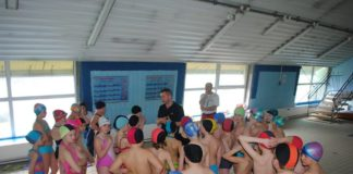 Nauka pływania z Ekoballem