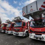 Strażacy z Sanoka mają nowy wóz
