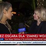 Joanna Kulig po Oscarach: Jestem dumna i zmęczona. To było niesamowite przeżycie