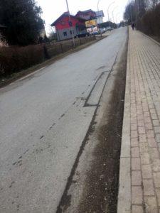 list2 225x300 - Listy do redakcji:droga osoby niepełnosprawnej z Olchowiec do szpitala
