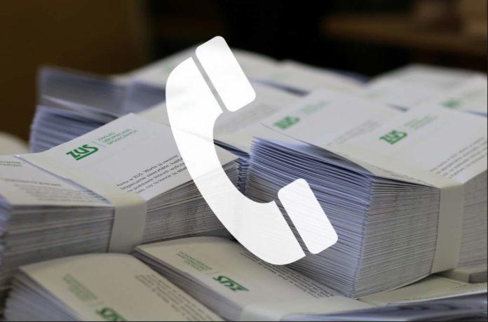 Kontakt telefoniczny w sprawie programu Płatnik