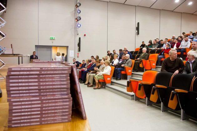 60 lat sanockiego hokeja prezentacja albumu 18 630x420 - 60 lat sanockiej republiki hokejowej. Spotkanie w PWSZ
