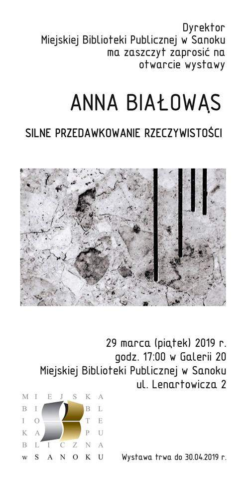 Ania Białowąs -