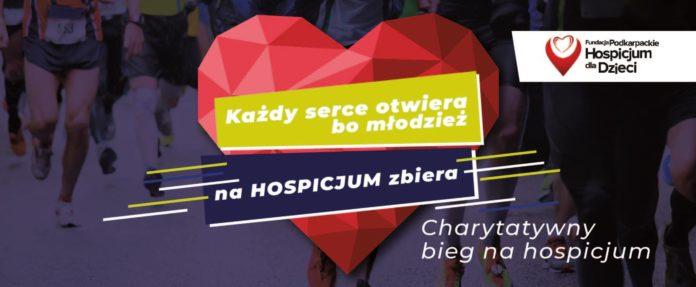 Bieg charytatywny na rzecz Podkarpackiego Hospicjum dla Dzieci