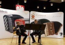Sukcesy sanockich akordeonistów w Kielcach