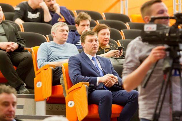 Fot. Tomasz Sowa.IMG 0625 630x420 - 60 lat sanockiej republiki hokejowej. Spotkanie w PWSZ