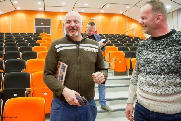Fot. Tomasz Sowa.IMG 0753 630x420 - 60 lat sanockiej republiki hokejowej. Spotkanie w PWSZ