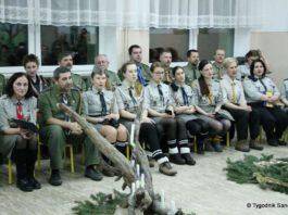 Harcerze z całego Podkarpacia w Sanoku 12 265x198 -