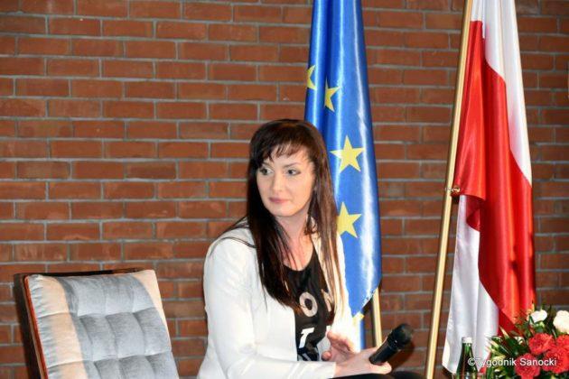 Joanna Frydrych 630x420 - Lech Wałęsa w Krośnie