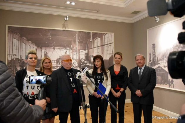 Lech Wałęsa w Krośnie 1 630x420 - Lech Wałęsa w Krośnie