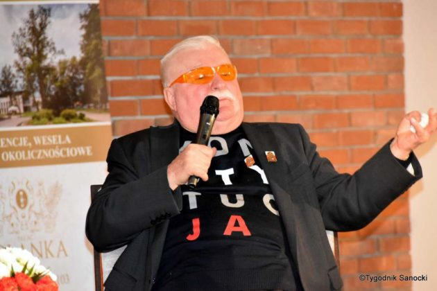 Lech Wałęsa w Krośnie 10 630x420 - Lech Wałęsa w Krośnie