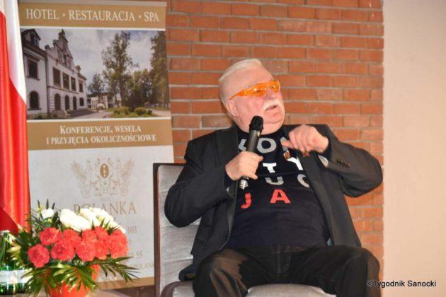 Lech Wałęsa w Krośnie 18 630x420 - Lech Wałęsa w Krośnie