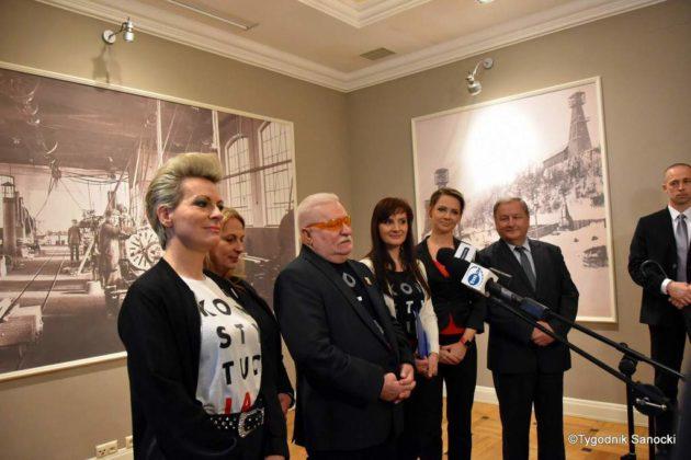 Lech Wałęsa w Krośnie 2 630x420 - Lech Wałęsa w Krośnie