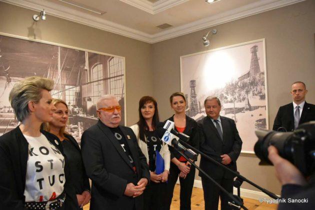 Lech Wałęsa w Krośnie 3 630x420 - Lech Wałęsa w Krośnie