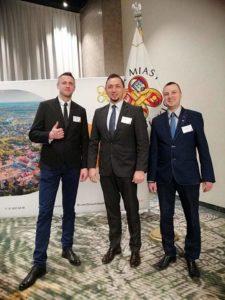 MATUSZEWSKI WITUSZYŃSKI RADOŻYCKI 225x300 - Sanok w Związku Miast Polskich