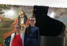 Ola Murawska i Nikola Knurek na konkursie w Drohobyczu