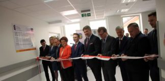 Nowy blok operacyjny w Sanoku oficjalnie otwarty