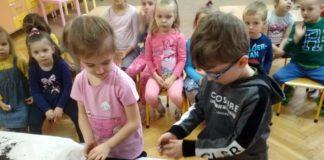Wiosennie w przedszkolu na Wójtostwie