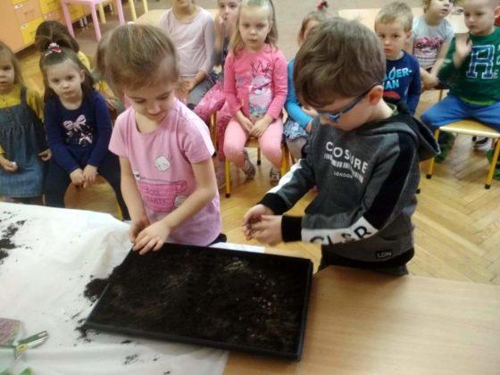 amelia piegdoń 3 560x420 - Wiosennie w przedszkolu na Wójtostwie