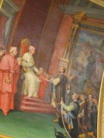 image006 - Wójt z Jurowiec i młody książę w delegacji u Leona XIII