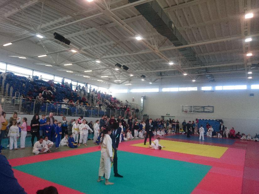 judo2 - Złoto dla sanoczanki Aleksandry Mielnikiewcz