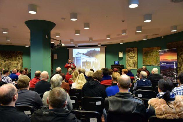 libra 1 630x420 - Andrzej Potocki i świat podkarpackich Żydów – spotkanie w Sali Gobelinowej