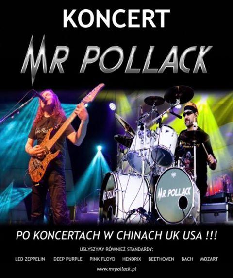 Mr. Pollack w NoBo Cafe