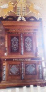 synagogaskansen sanok 150x300 - Trzy historie o Polakach ratujących Żydów w Ustrzykach Dolnych – opowiada Witold Mołodyński