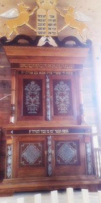 synagogaskansen sanok 210x420 - Muzeum Budownictwa Ludowego Ambasadorem Wschodu i z Certyfikatem Polskiej Organizacji Turystycznej