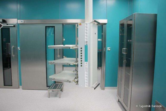 szpital11 630x420 - Dzień otwarty nowego bloku operacyjnego