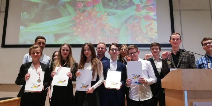 Łukasz Bałut, tegoroczny finalista olimpiady biologicznej
