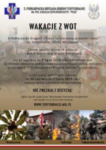"""Wakacje z WOT"""" 8 212x300 - """"WAKACJE Z WOT""""  TO NOWY PROJEKT PODKARPACKICH TERYTORIALSÓW"""