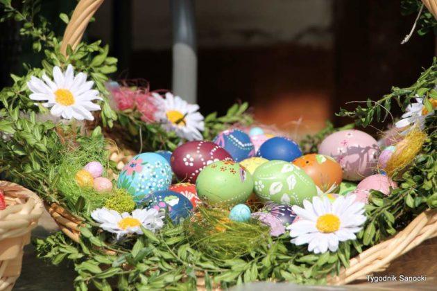 Barwna Niedziela Palmowa w sanockim Skansenie 26 630x420 - Barwna Niedziela Palmowa w sanockim skansenie