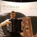 Filip Siwiecki 150x150 - Trwa świetna passa sanockich akordeonistów