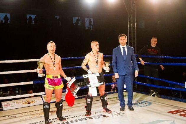 K 1 Rules 44 630x420 - Samuraje na podium, trzy złote medale