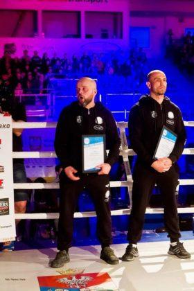 K 1 Rules 7 280x420 - Samuraje na podium, trzy złote medale